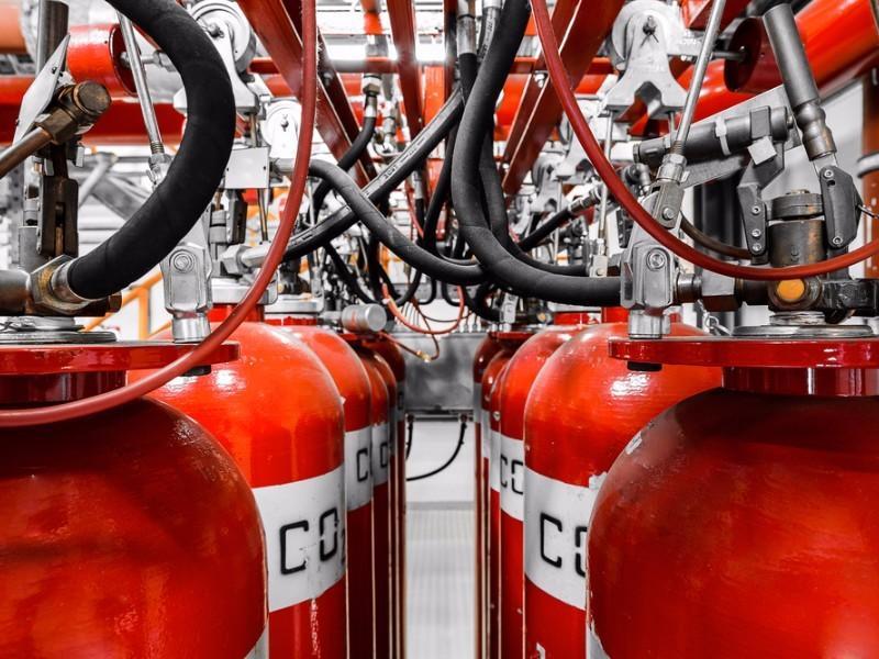 Эффективные системы пожаротушения от «Фьюче Перфект»